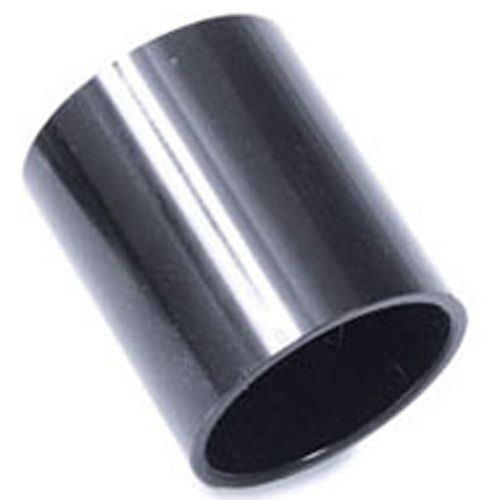 PVC Plumbing Fitting Coupling 1 1/2 Inch Black Best Price