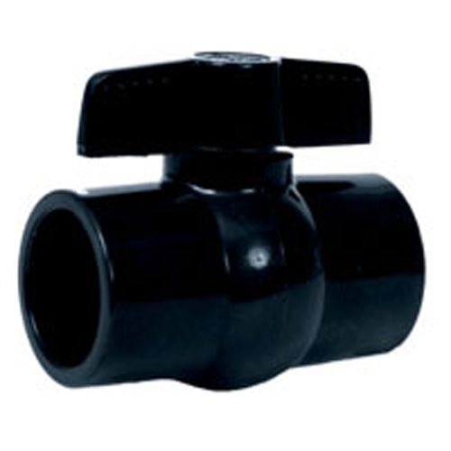 PVC Ball Valve SLIPxSLIP (White) 3/4 Inch Best Price