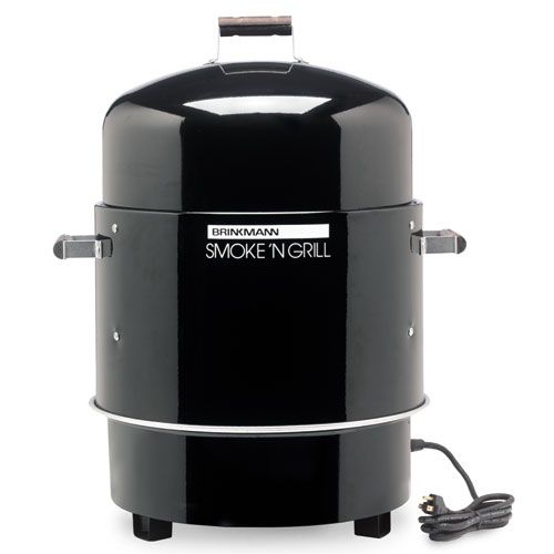 Brinkmann Smoke-N-Grill Electric