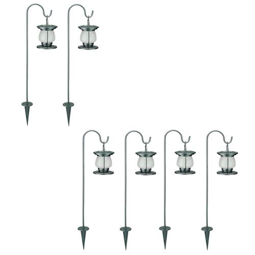Kettle Lantern Solar Light Set 4pc