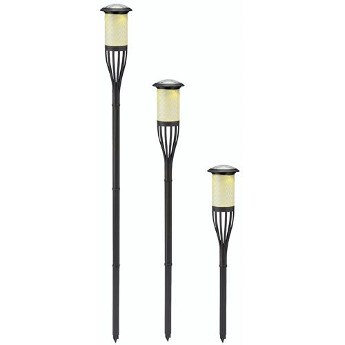 Fiji Torch Solar Light Set 2pc