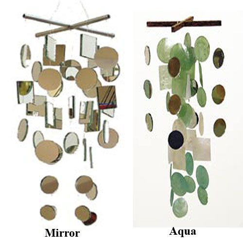 Asli Arts Windchime Mirror