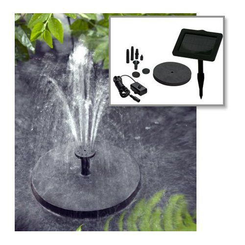 Solar Sunjet Fountain Pump 150