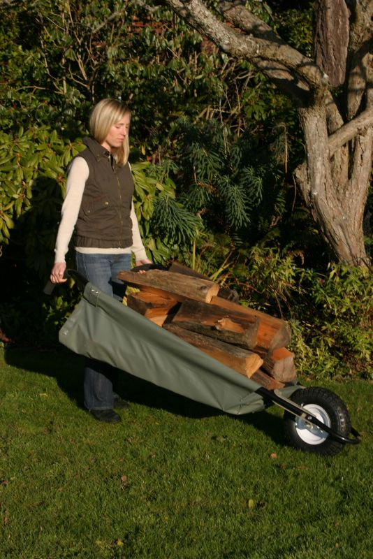 Wheel Easy Collapsible Garden Cart LE