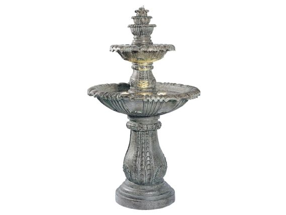 Venetian Tiered Floor Fountain