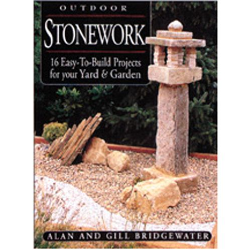 Outdoor Stonework Book