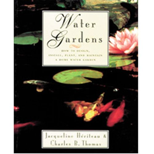Water Gardens Book-Heriteau and Thomas