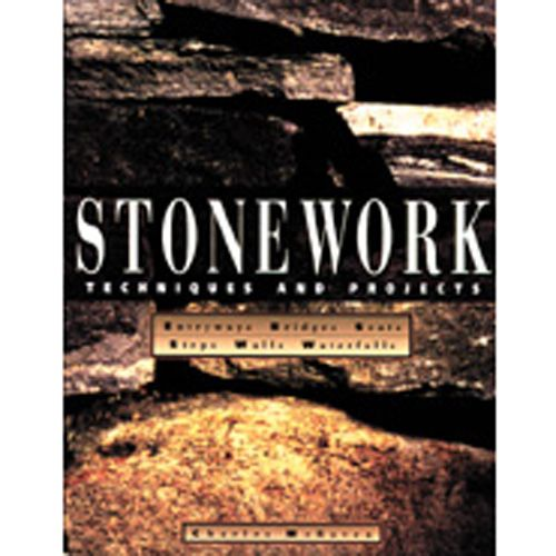 Stonework Techniques and Projects Book