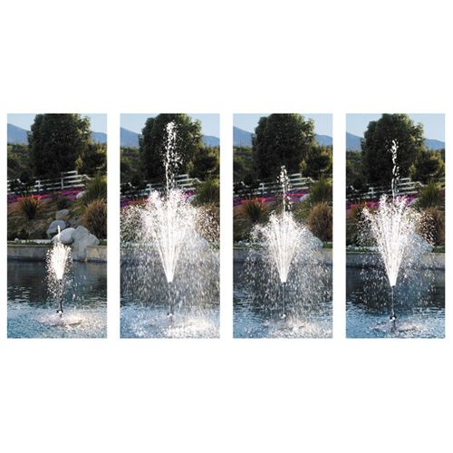 Splash Dance Fountain Small Single Pump