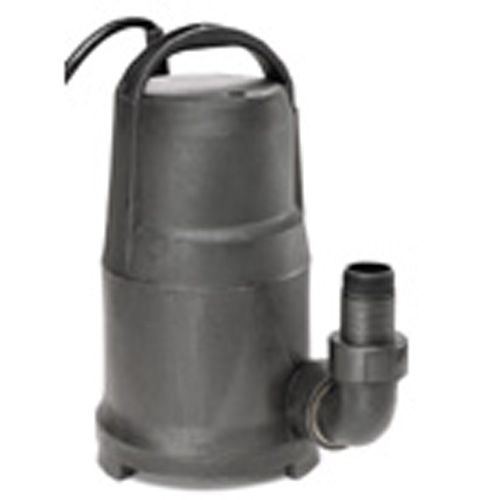 Plastic Submersible Waterfall Pump 1370 GPH