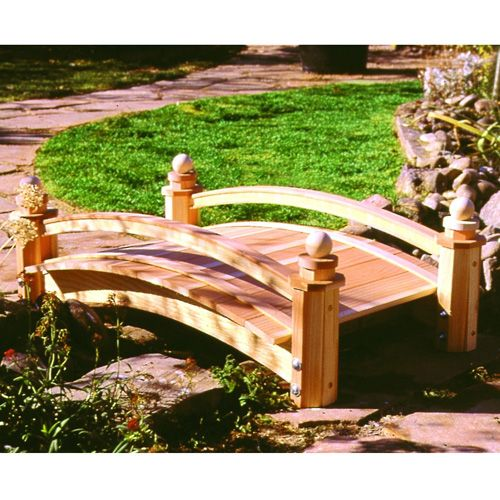 23 unique garden bridges kits