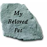 Stepping Stone- My beloved pet