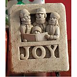 Joyful Carolers Plaque