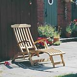 Adjustable Steamer Deck Chair