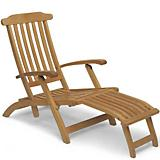 Jutlandia Steamer Chair Teak