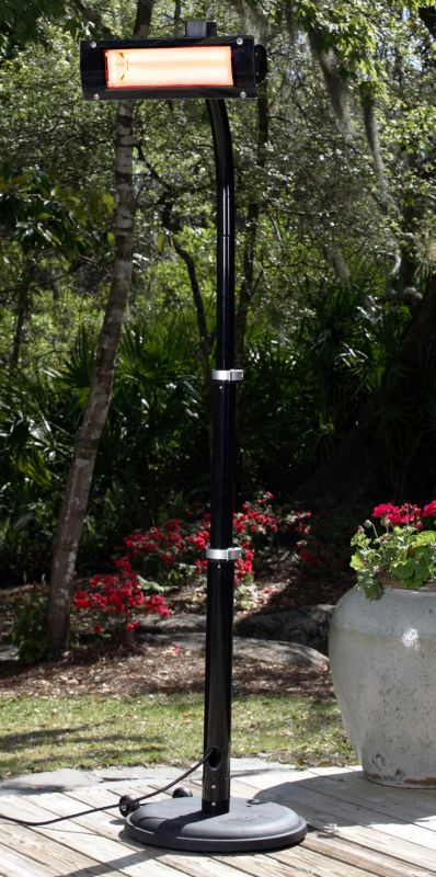 Mojave Sun Infrared Patio Heater Pole Mount