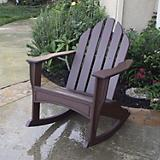 Eagle One Adirondack Rocker