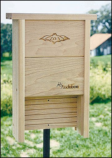 Audubon Bat Shelter