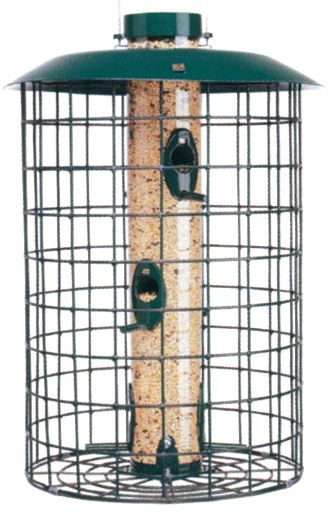 Duncraft Open Air Squirrel Proof Selective Feeder