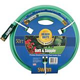 Swan Soft Supple Reinf. Rubber/Vinyl Garden Hose