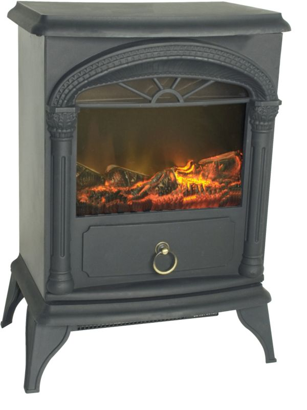 1350 Watt Vernon Electric Fireplace Stove