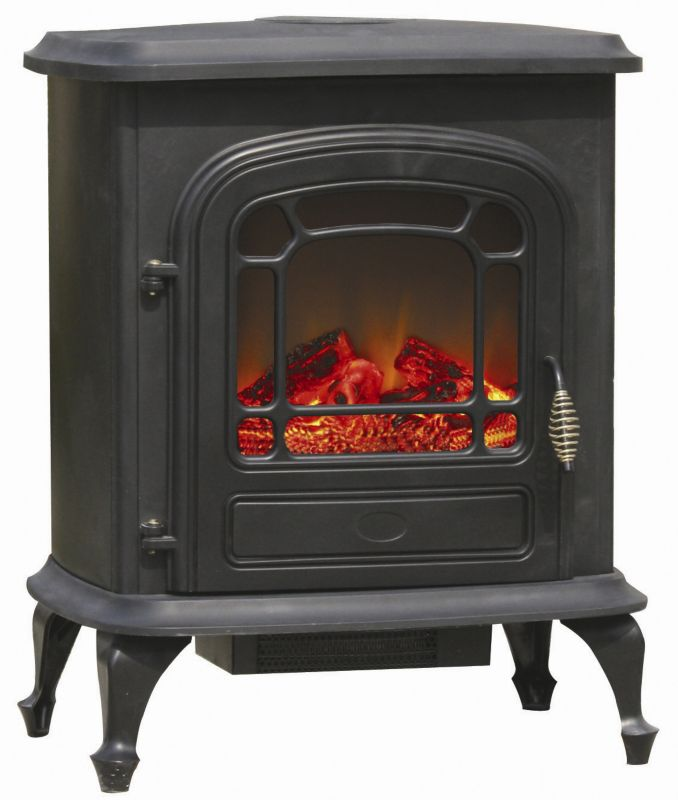 1350 Watt Stowe Electric Fireplace Stove
