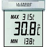 La Crosse Outdoor Window Thermometer
