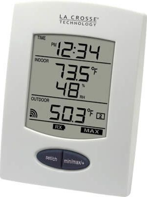 La Crosse WS-9029U-IT Wireless Thermometer