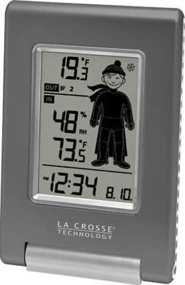 La Crosse WS-9640U-IT-CBP Temperature Station