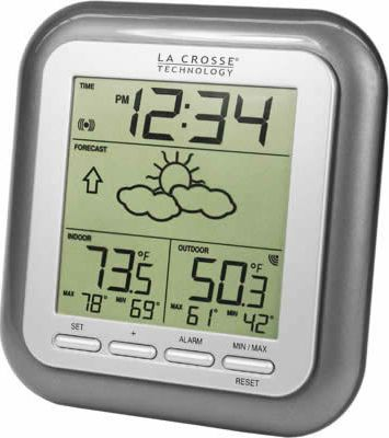 La Crosse WS-9133T-IT Forecast Station
