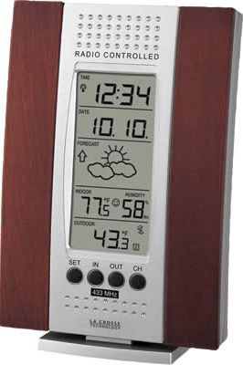 La Crosse WS-7014CH-IT Wireless Weather Station