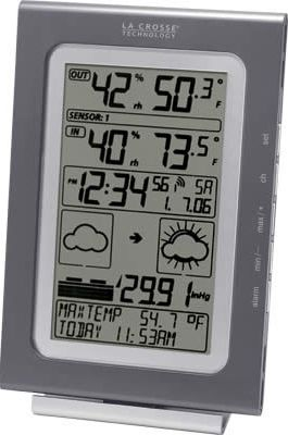 La Crosse WS-9020U-IT Intelligent Forecast Station