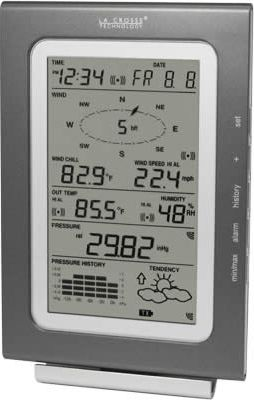 La Crosse WS-1516U-IT Professional Weather Center
