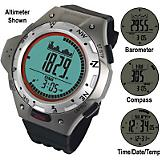 La Crosse Digital Altimeter Watch with Compass