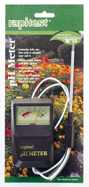 Rapitest Soil pH Meter