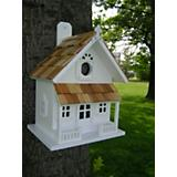 Victorian Cottage Birdhouse