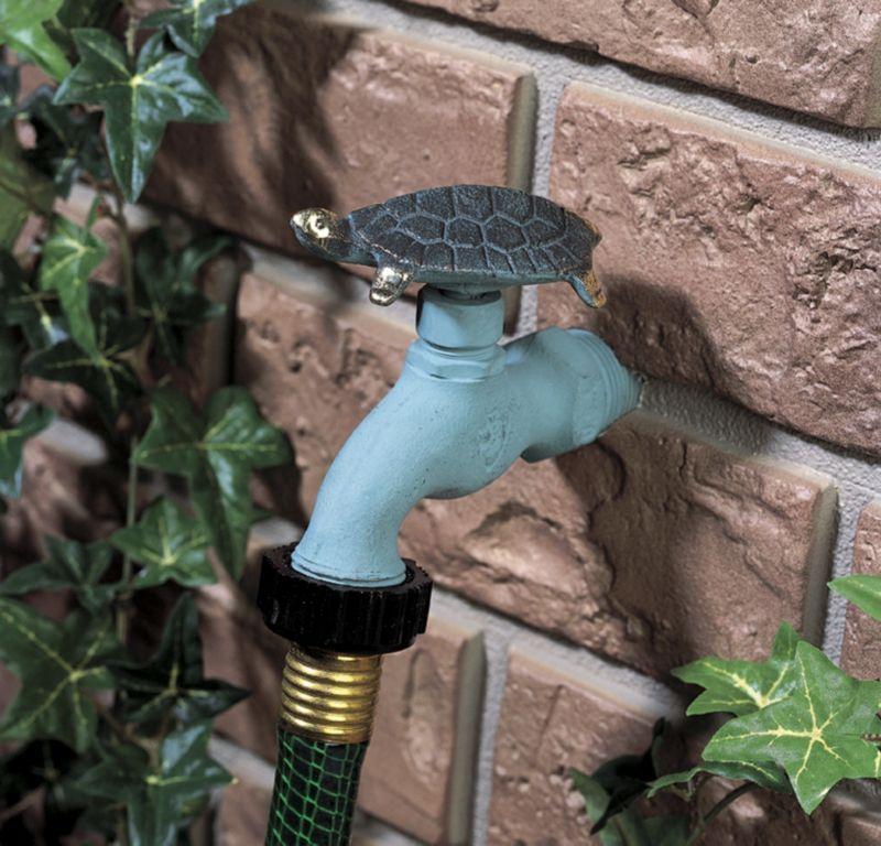 Turtle Faucet