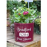 The Stone Mill Personalized Classic Planter