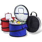 Collapsible Tub Party Cooler-Royal Blue