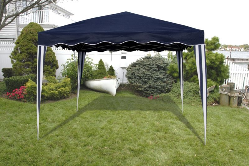 EZ Up Gazebo 10x10 Blue
