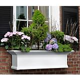 Yorkshire Window Box KD White