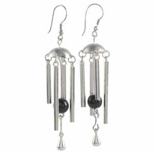 Earchimes Earrings Wind Chime