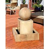 Block Fountain w/ Ball