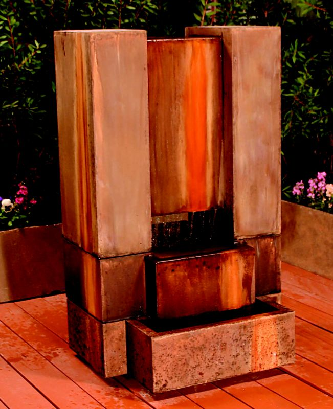 Guillotine Fountain Popoli