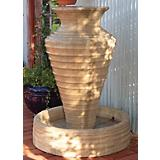 Olive Jar Fountain-56in x 42in x 42in