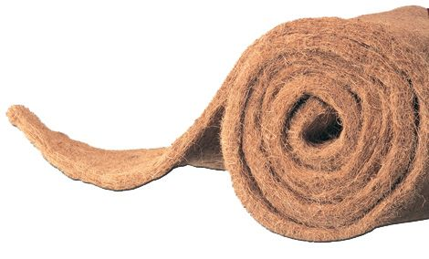 Bulk Roll Coconut Fiber Liners 2ft x 36ft