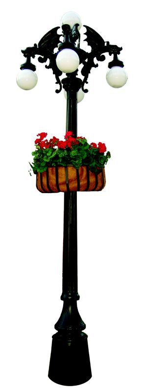 Hampton Pole Planter