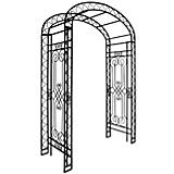 Austram Royal Garden Metal Arch Arbor