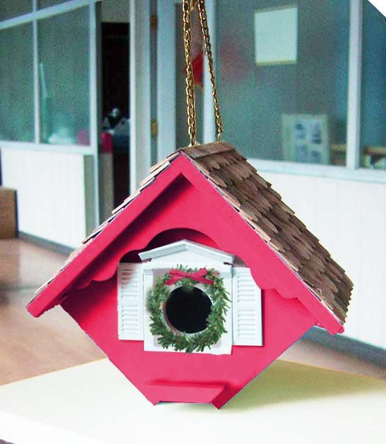 Christmas Wren Cottage