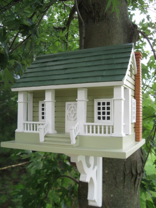 Arts and Crafts Birdhouse (HOME BAZAAR INC HB-2064 812673010435 Wild Bird Supplies Bird Houses) photo